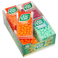 Tic Tac Mints Big Pack Candy Dispensers: 12-Piece Box
