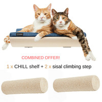 CHRISTMAS GIFT cats shelves climbing step perch combined shipping offer cat bed cat furniture cats shelves scratching post sisal post sales