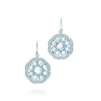 Tiffany & Co. - Tiffany Enchant®:Fleur Earrings