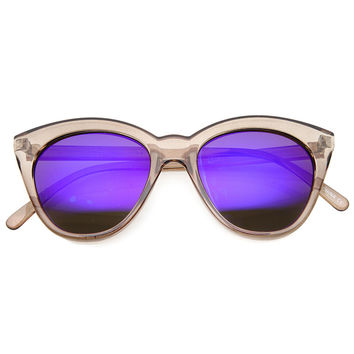 GIRL TALK CAT EYE SUNGLASSES