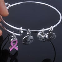 Care For Breast Cancer pink ribbon