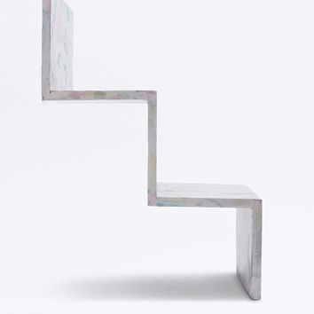 Marble Step Shelf - Urban Outfitters