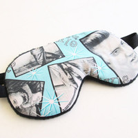 Elvis Sleep Mask- Hollywood Sleep Mask-Travel Sleep Mask-Blindfold-Eye Pillow.