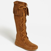 Women's Minnetonka Lace-Up Boot