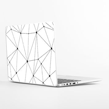 Technology Vector Laptop Skin