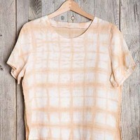 Vintage Tie-Dye Boxy Tee - Urban Outfitters