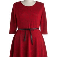 BB Dakota Dare to Dream Dress in Plus Size | Mod Retro Vintage Dresses | ModCloth.com