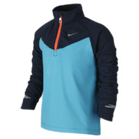 Nike Element Half-Zip Preschool Boys' Running Top