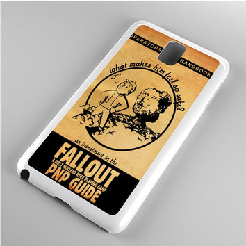 Game Fallout Note 3 Case