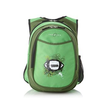 Obersee Kids Pre-School All-In-One Backpack With Cooler - Football