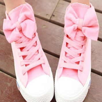 Lovers Canvas Shoes
