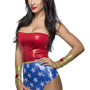 Wonder Woman Costume – Fede Swimwear