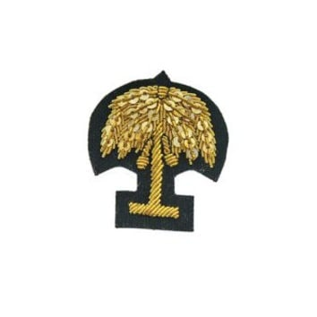 Szco Supplies CSA South Carolina Palmetto Hat Insignia