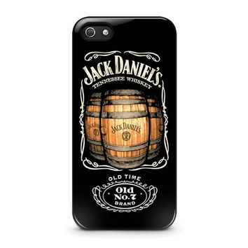 JACK DANIELS iPhone 5 / 5S / SE Case Cover
