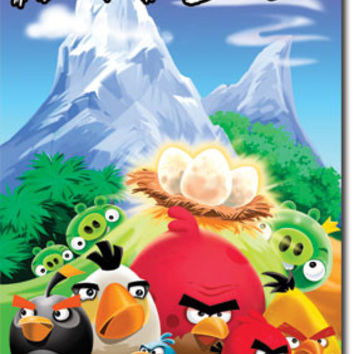Angry Birds – Action RP5309 22x34 Game Poster