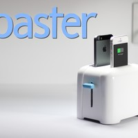 foast.er. a toaster for your phones. (and tablets!)
