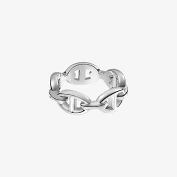 Chaine d'Ancre Enchainee ring, small model