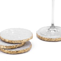 Acropolis Coasters - Set of 4 | Bar Accessories | Tableware | Z Gallerie