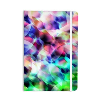 "Gabriela Fuente ""Party"" Pastel Abstract Everything Notebook"