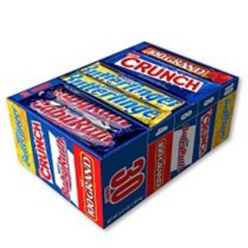 Sam's Club Mobile - Nestle Chocolate Candy Bar Variety Pack (30 ct.)