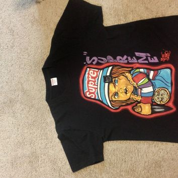 Supreme Supreme Chucky Tee M Summer 14 From Grailed Com | Things