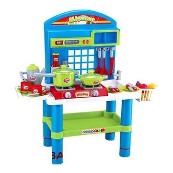 """28"""" Deluxe Kitchen Set w/Light And Sound"""