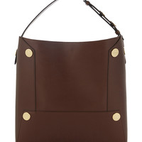 STELLA MCCARTNEY Oversized faux-leather tote