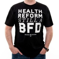 Obama for America | 2012 | Store | Still a BFD Tee - Essentials
