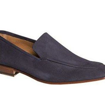 New Mezlan Men's Arezzo Blue Loafers shoes