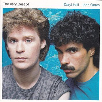 Daryl Hall John Oates - The Very Best Of - Used CD