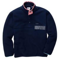 Old Glory All Prep Pullover in Navy by Southern Proper