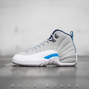 Online Nike Air Jordan 12 Retro BG 'University Blue'