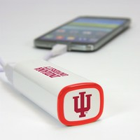Indiana Hoosiers APU 2200JX USB Mobile Charger