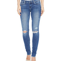 Paige Verdugo Ultra Skinny in Colton Destructed Colton Destructed - Zappos.com Free Shipping BOTH Ways
