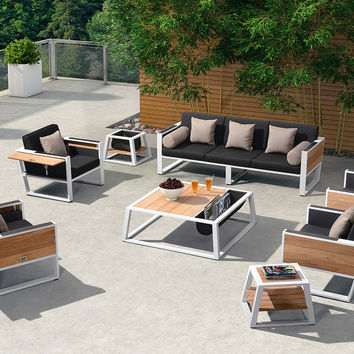 York Outdoor Lounge Set