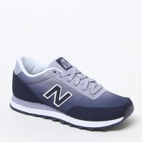 New Balance 501 Gradient Collection Running Sneakers - Womens Shoes - Purple