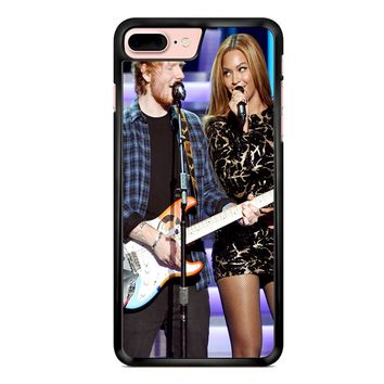 Ed Sheeran And Beyonce 2 iPhone 7 Plus Case