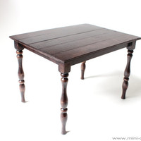 1/6 scale Table for dolls(Blythe, Barbie, Bratz, Momoko).