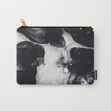 Marble Swirl Carry-All Pouch by allisone