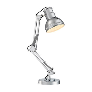 Newman Table Lamp Chrome