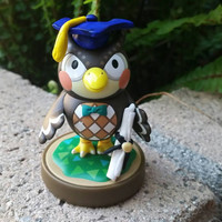 Graduation gift, custom animal crossing amiibo, college graduation, high school graduation, graduation gift for her, gift for him, congrats