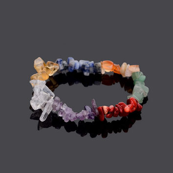 Love and Friendship - Chakra Bangles
