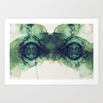 COLD BREEZE Art Print by TreeomStudio