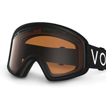 VonZipper - Trike Black Snow Goggles / Bronze Lenses