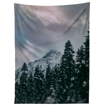 Leah Flores North Cascade Winter Tapestry