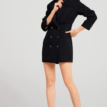 Cynthia Double Breast Jacket Dress Discover the latest fashion trends online at storets.com