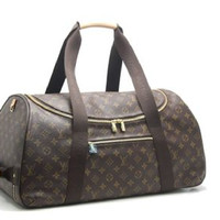 LOUIS VUITTON Monogram Neo Eoru 55 Carry Bag M23032 Auth F/S JAPAN
