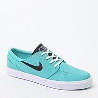Nike SB Zoom Stefan Janoski Mint Green Shoes - Mens Shoes - Teal/Black