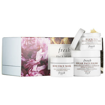 Fresh Face Mask Essentials Trio