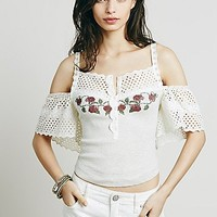 Free People Womens New Romantics Harley Dawn Tank